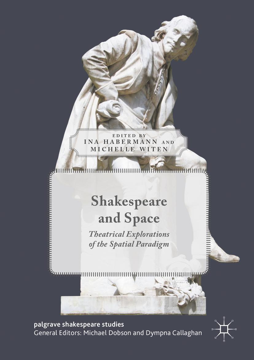 Habermann, Ina - Shakespeare and Space, e-kirja