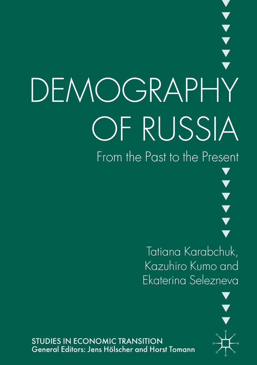 Karabchuk, Tatiana - Demography of Russia, ebook