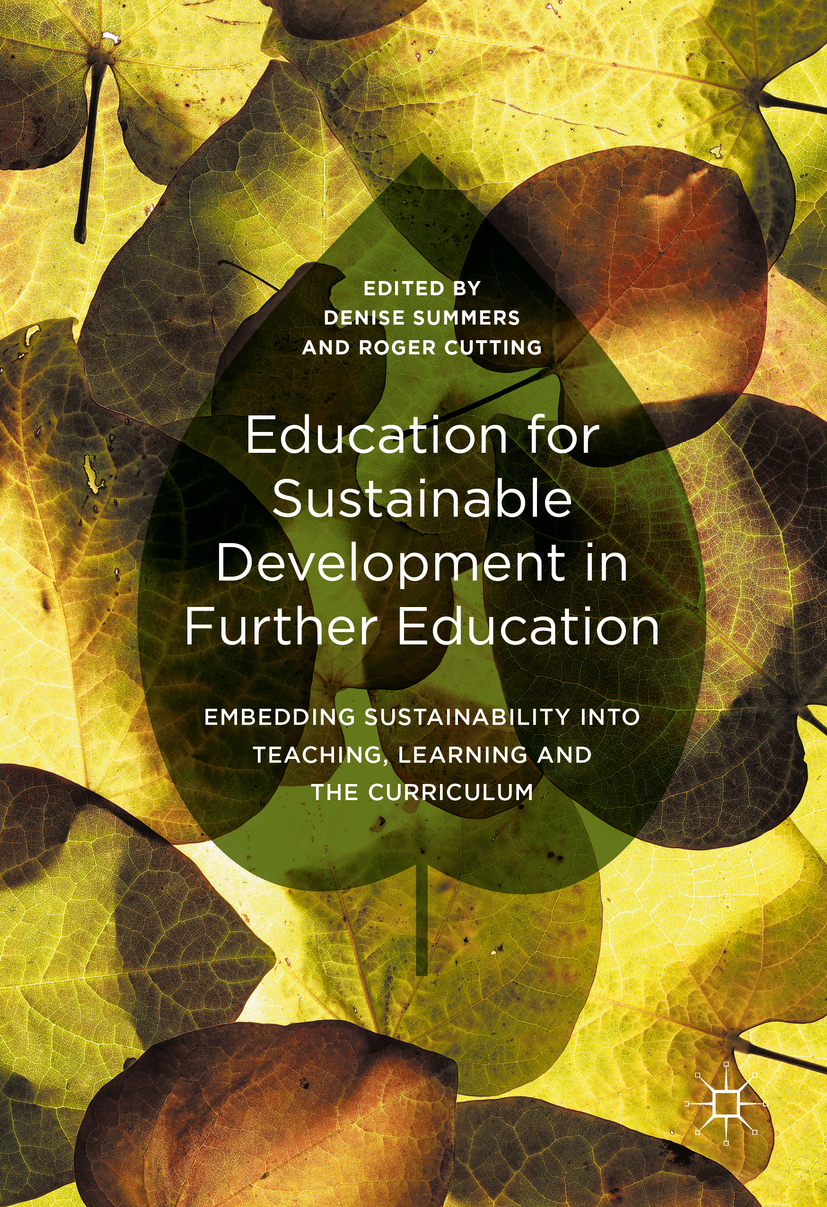 Cutting, Roger - Education for Sustainable Development in Further Education, ebook
