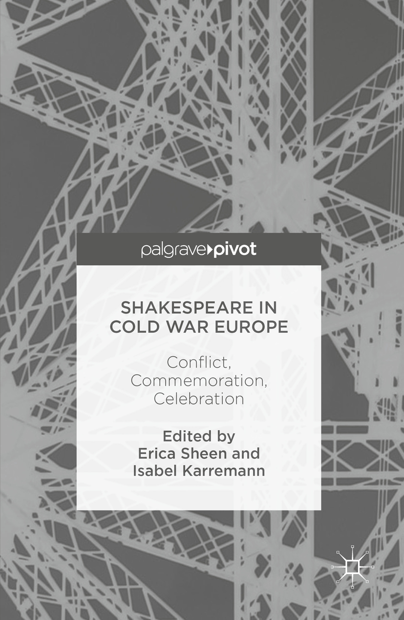 Karremann, Isabel - Shakespeare in Cold War Europe, ebook