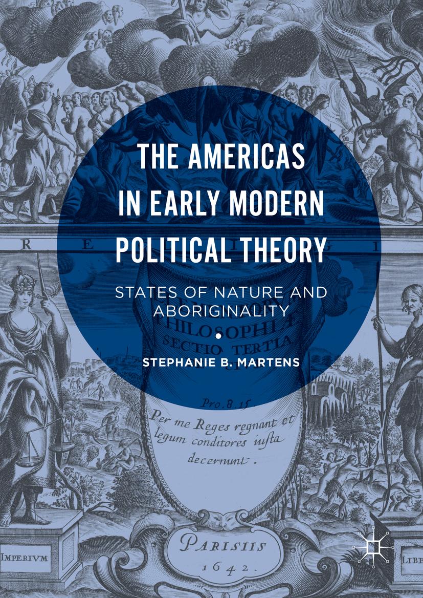 Martens, Stephanie B. - The Americas in Early Modern Political Theory, ebook