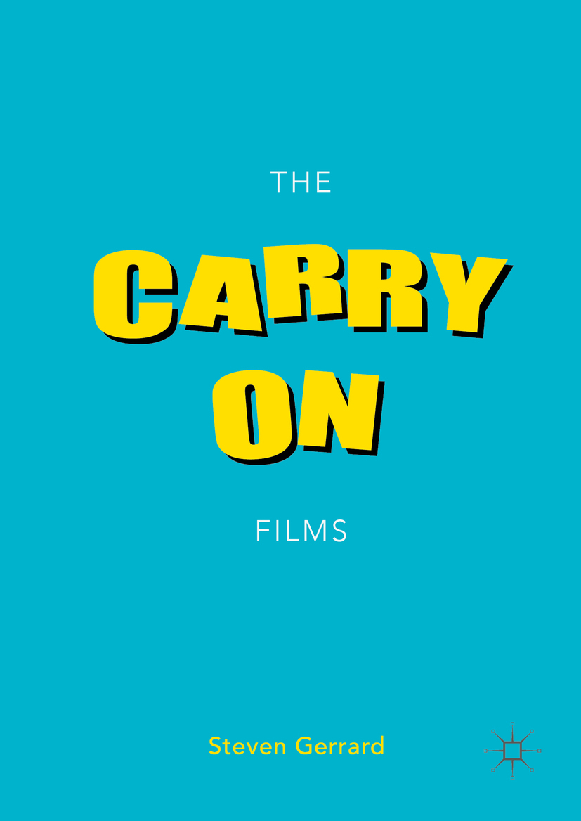Gerrard, Steven - The Carry On Films, ebook