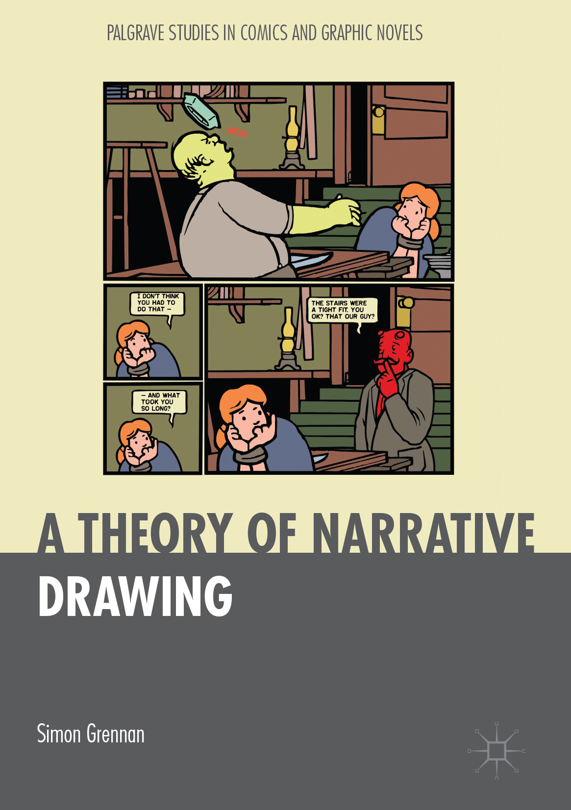 Grennan, Simon - A Theory of Narrative Drawing, ebook