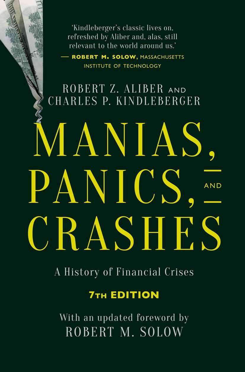 Aliber, Robert Z. - Manias, Panics, and Crashes, ebook