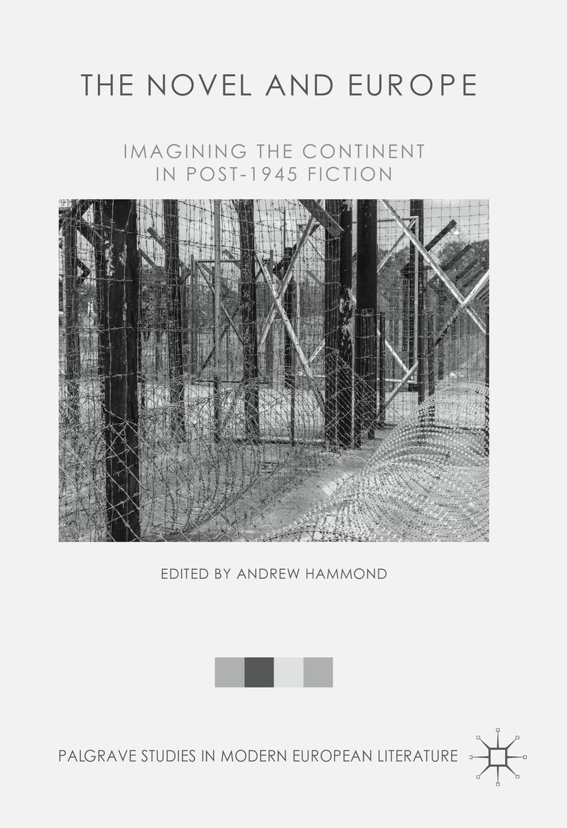 Hammond, Andrew - The Novel and Europe, ebook