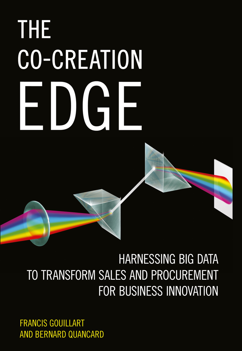 Gouillart, Francis - The Co-Creation Edge, ebook