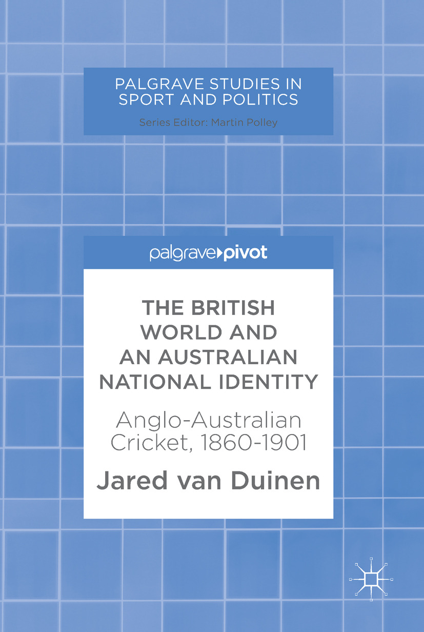 Duinen, Jared van - The British World and an Australian National Identity, ebook