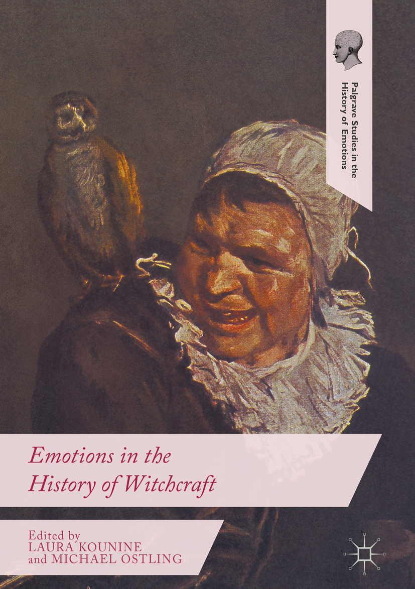 Kounine, Laura - Emotions in the History of Witchcraft, e-kirja