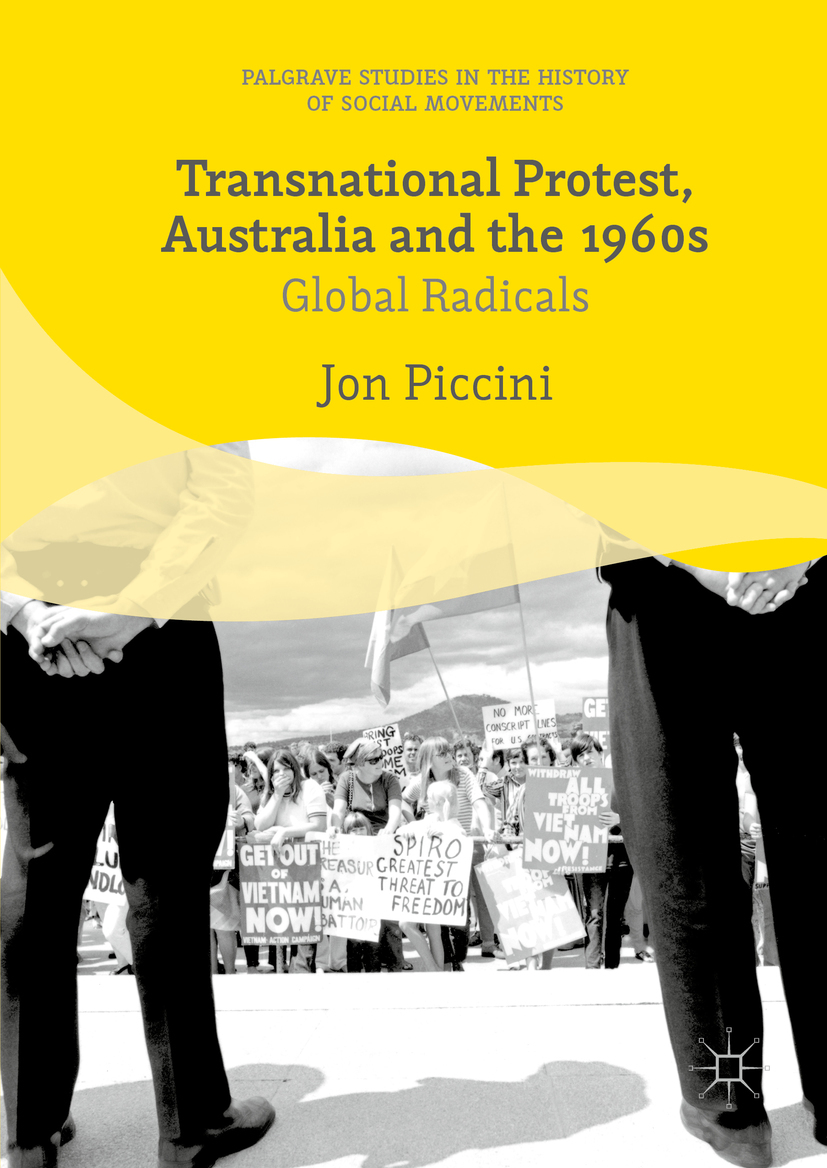 Piccini, Jon - Transnational Protest, Australia and the 1960s, ebook