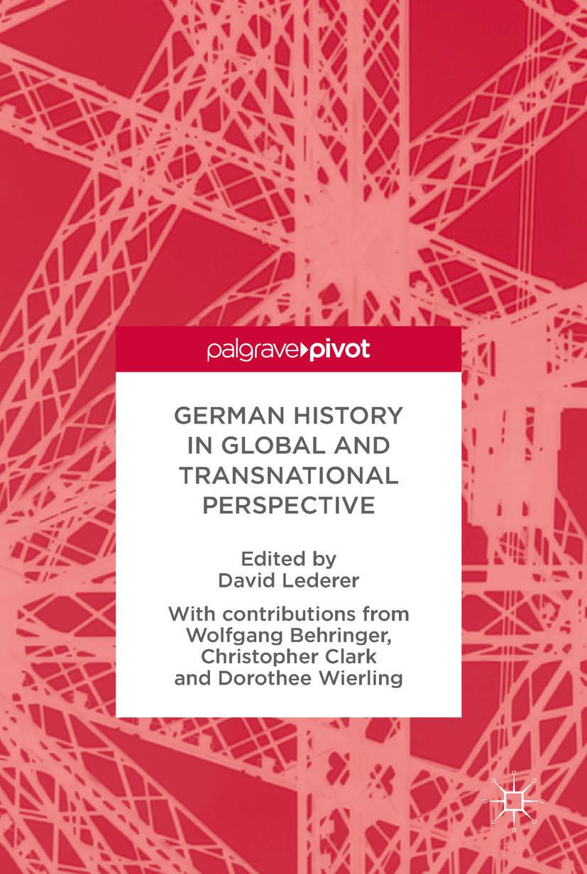 Lederer, David - German History in Global and Transnational Perspective, ebook