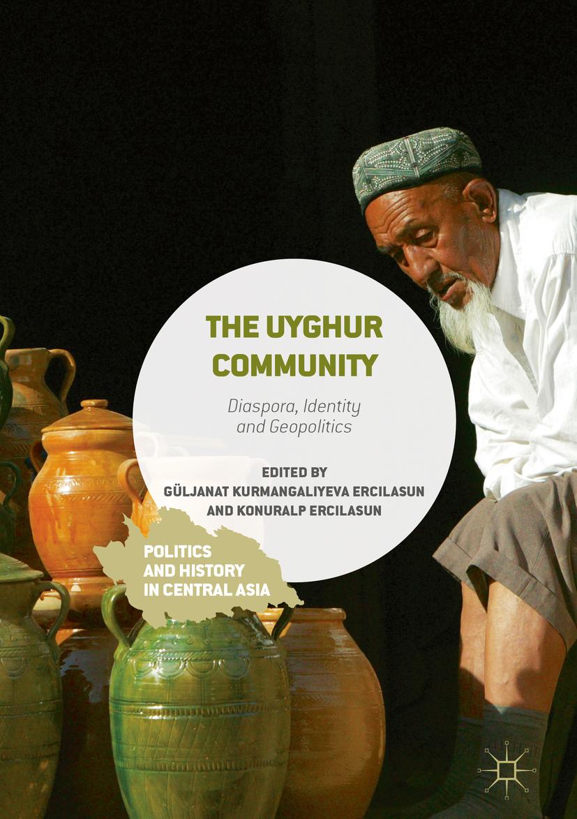 Ercilasun, Güljanat Kurmangaliyeva - The Uyghur Community, ebook