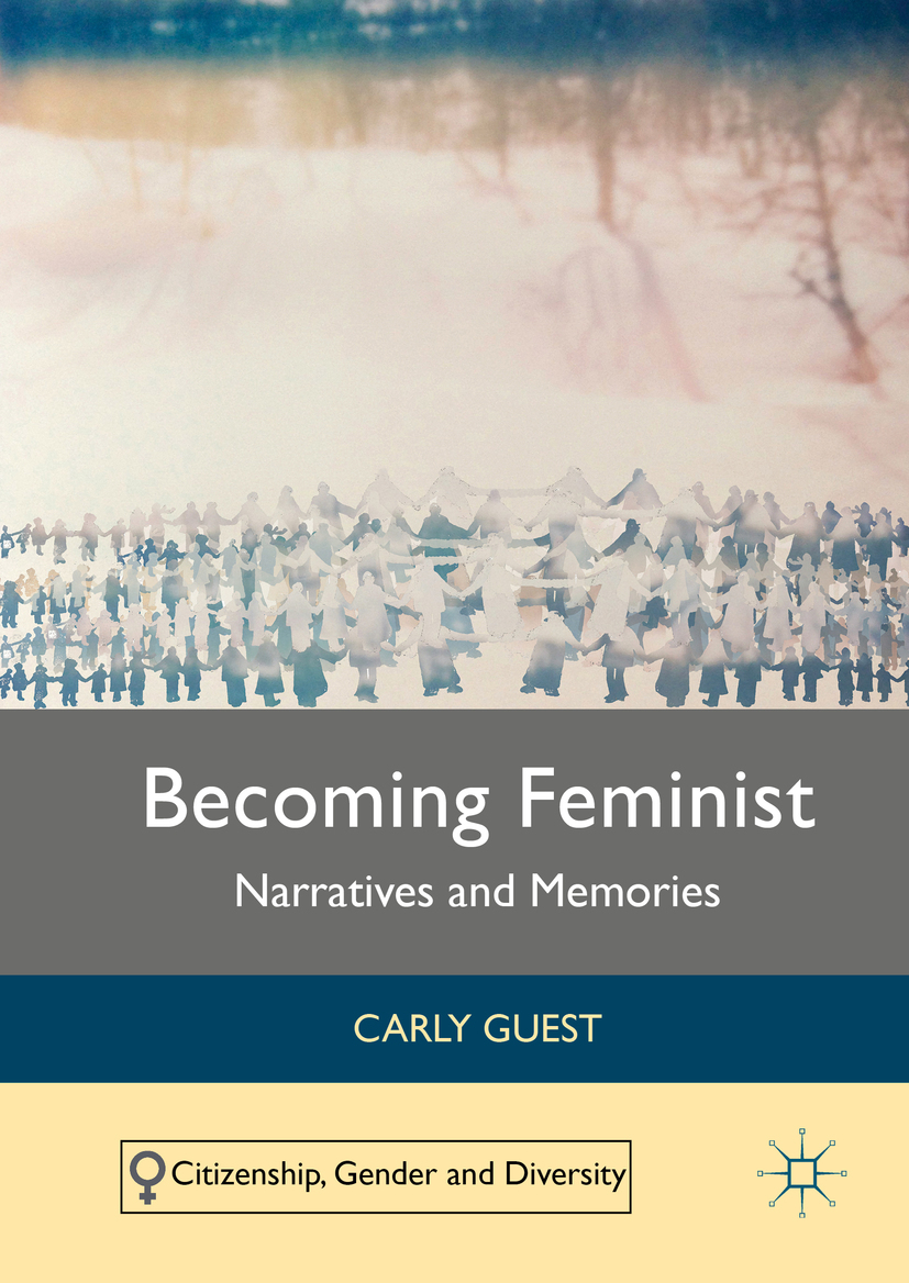 Guest, Carly - Becoming Feminist, e-bok