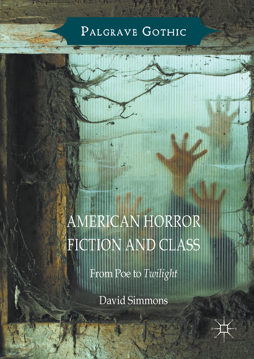 Simmons, David - American Horror Fiction and Class, ebook