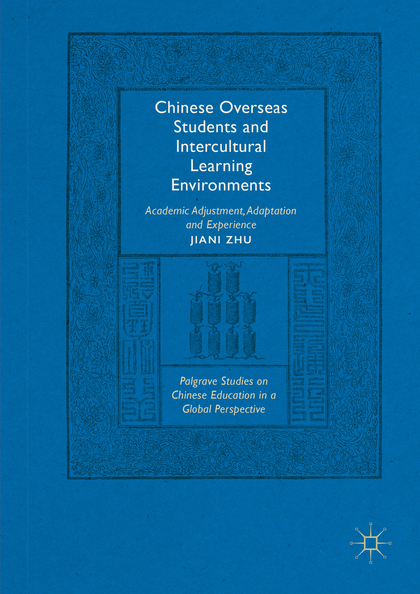 Zhu, Jiani - Chinese Overseas Students and Intercultural Learning Environments, ebook