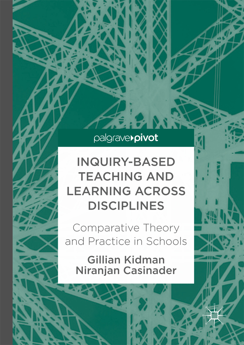 Casinader, Niranjan - Inquiry-Based Teaching and Learning across Disciplines, ebook