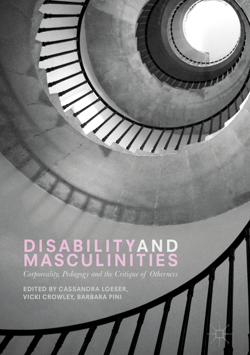 Crowley, Vicki - Disability and Masculinities, ebook