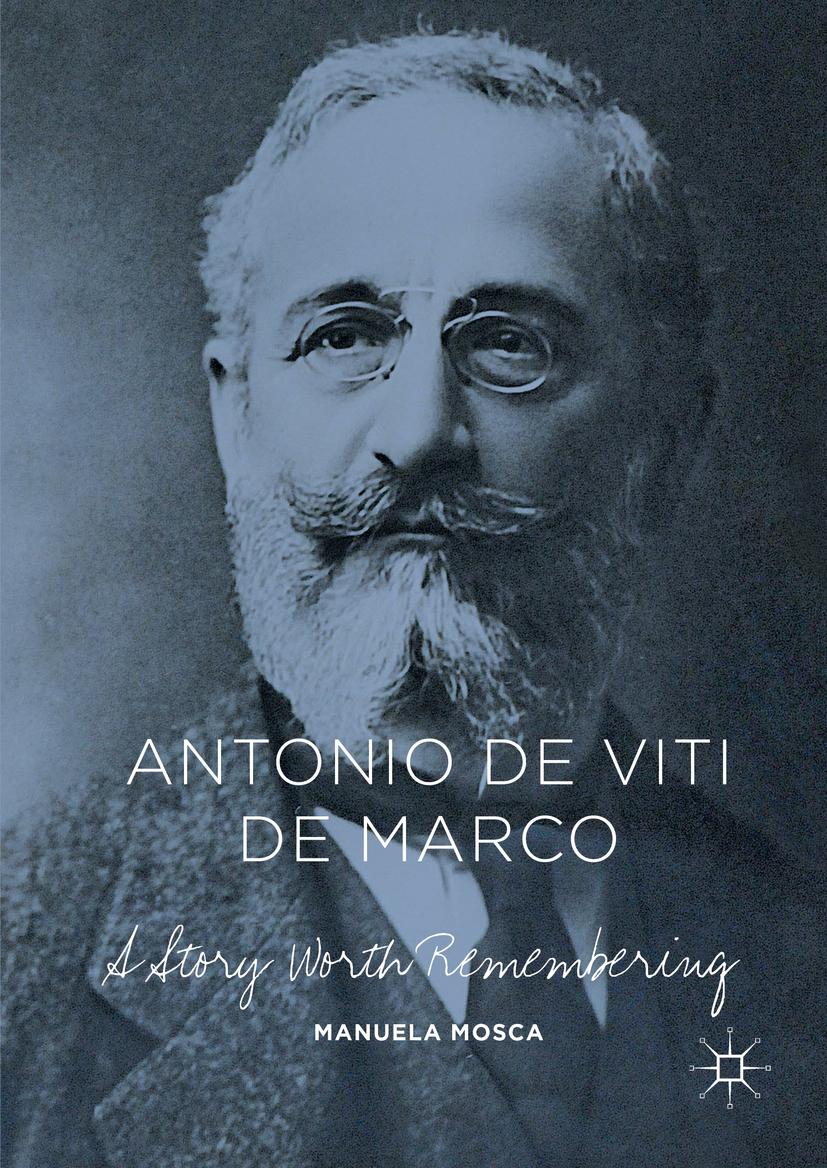 Mosca, Manuela - Antonio de Viti de Marco, ebook