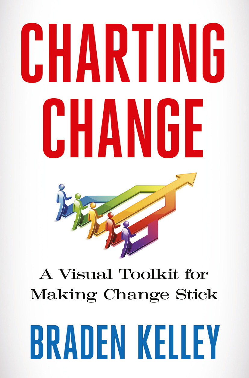 Kelley, Braden - Charting Change, ebook