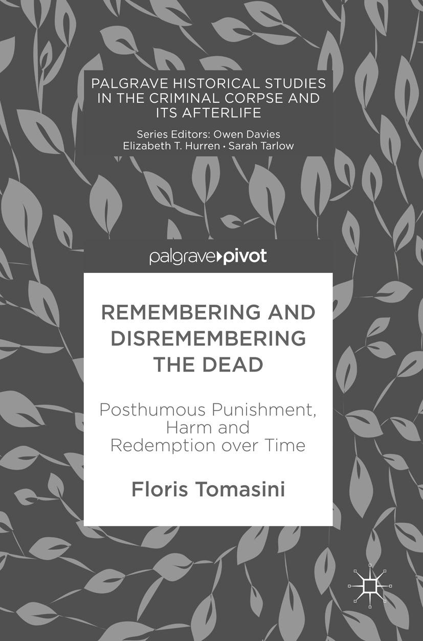 Tomasini, Floris - Remembering and Disremembering the Dead, ebook