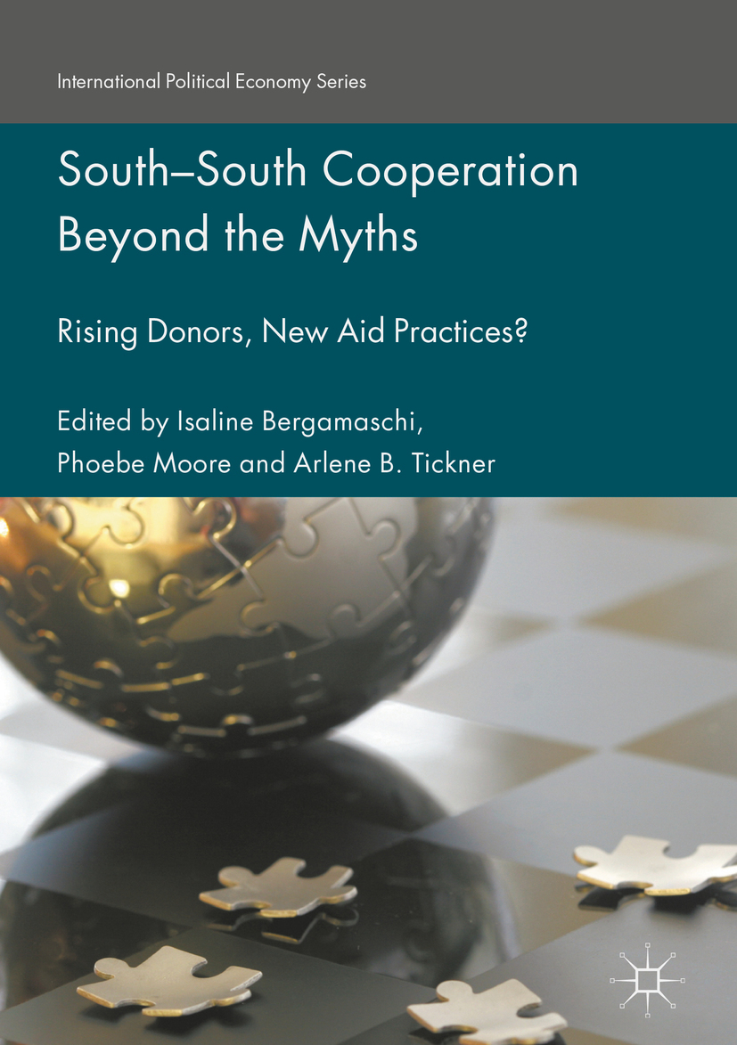 Bergamaschi, Isaline - South-South Cooperation Beyond the Myths, e-bok