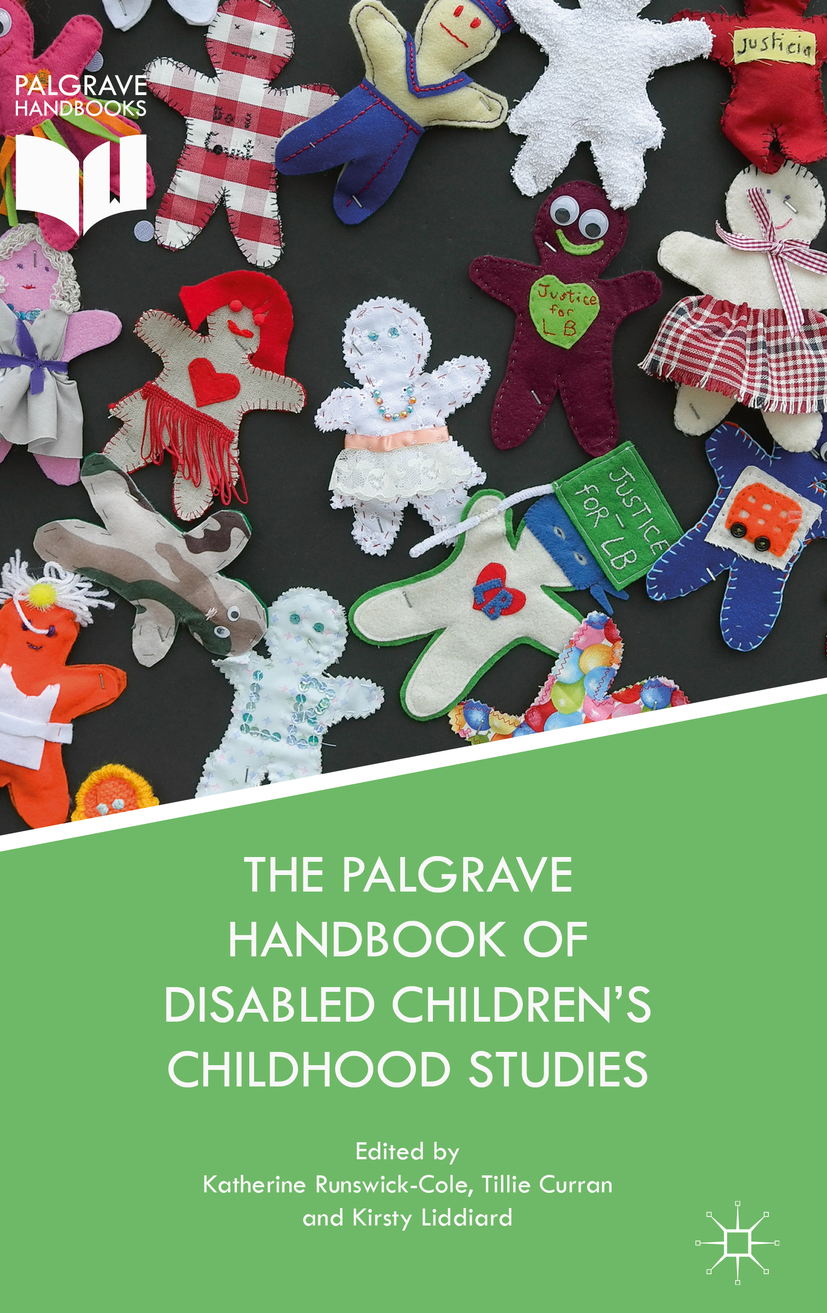 Curran, Tillie - The Palgrave Handbook of Disabled Children's Childhood Studies, ebook