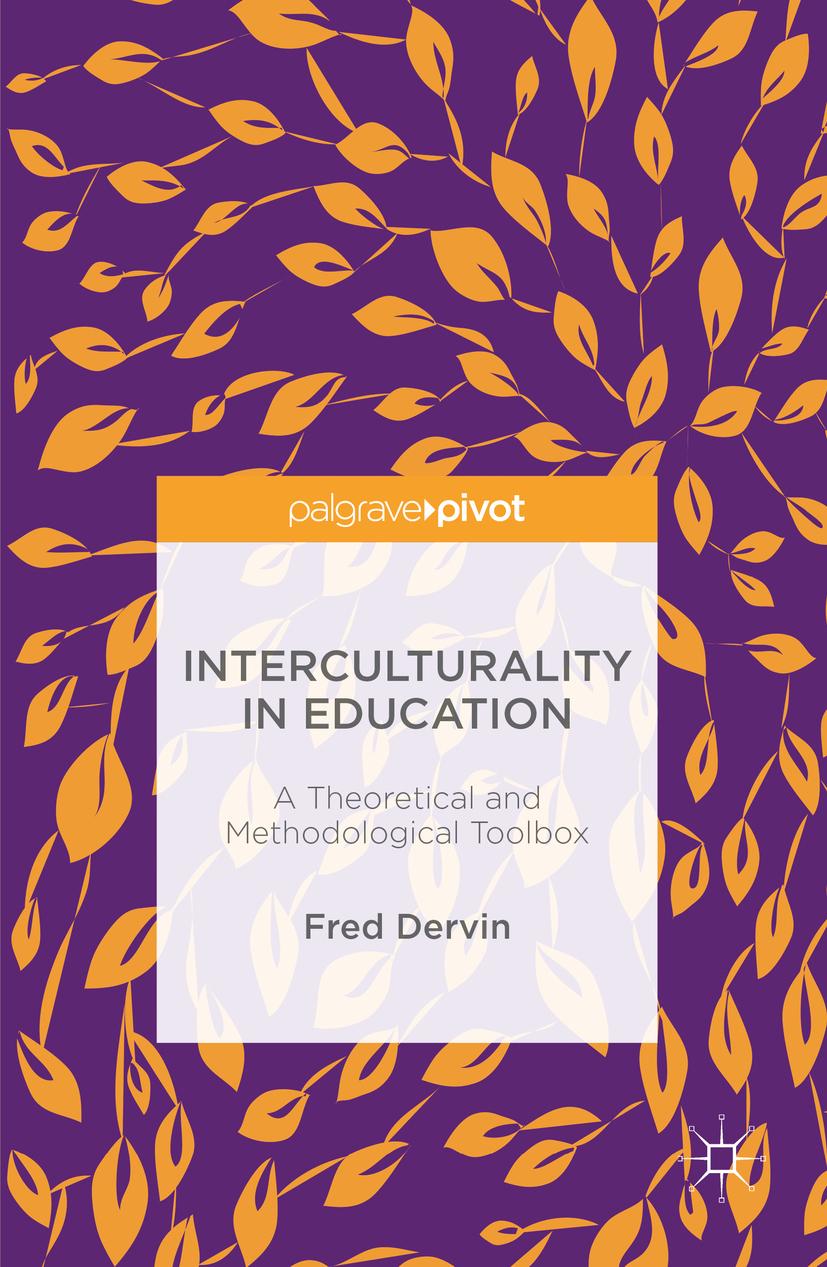 Dervin, Fred - Interculturality in Education, ebook