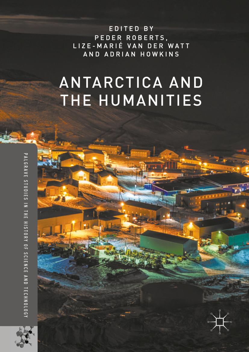 Howkins, Adrian - Antarctica and the Humanities, ebook