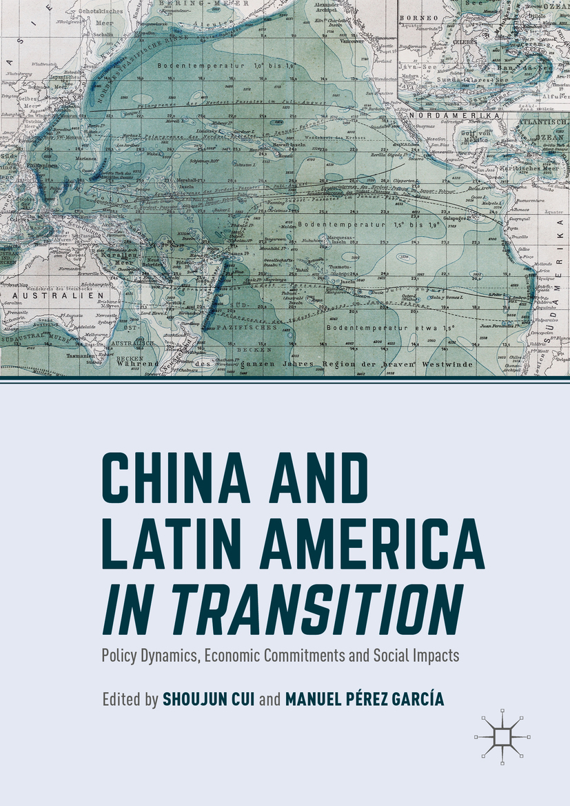 Cui, Shoujun - China and Latin America in Transition, ebook