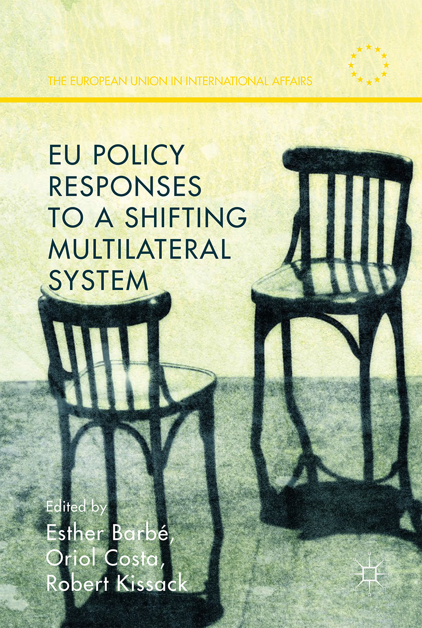 Barbé, Esther - EU Policy Responses to a Shifting Multilateral System, ebook