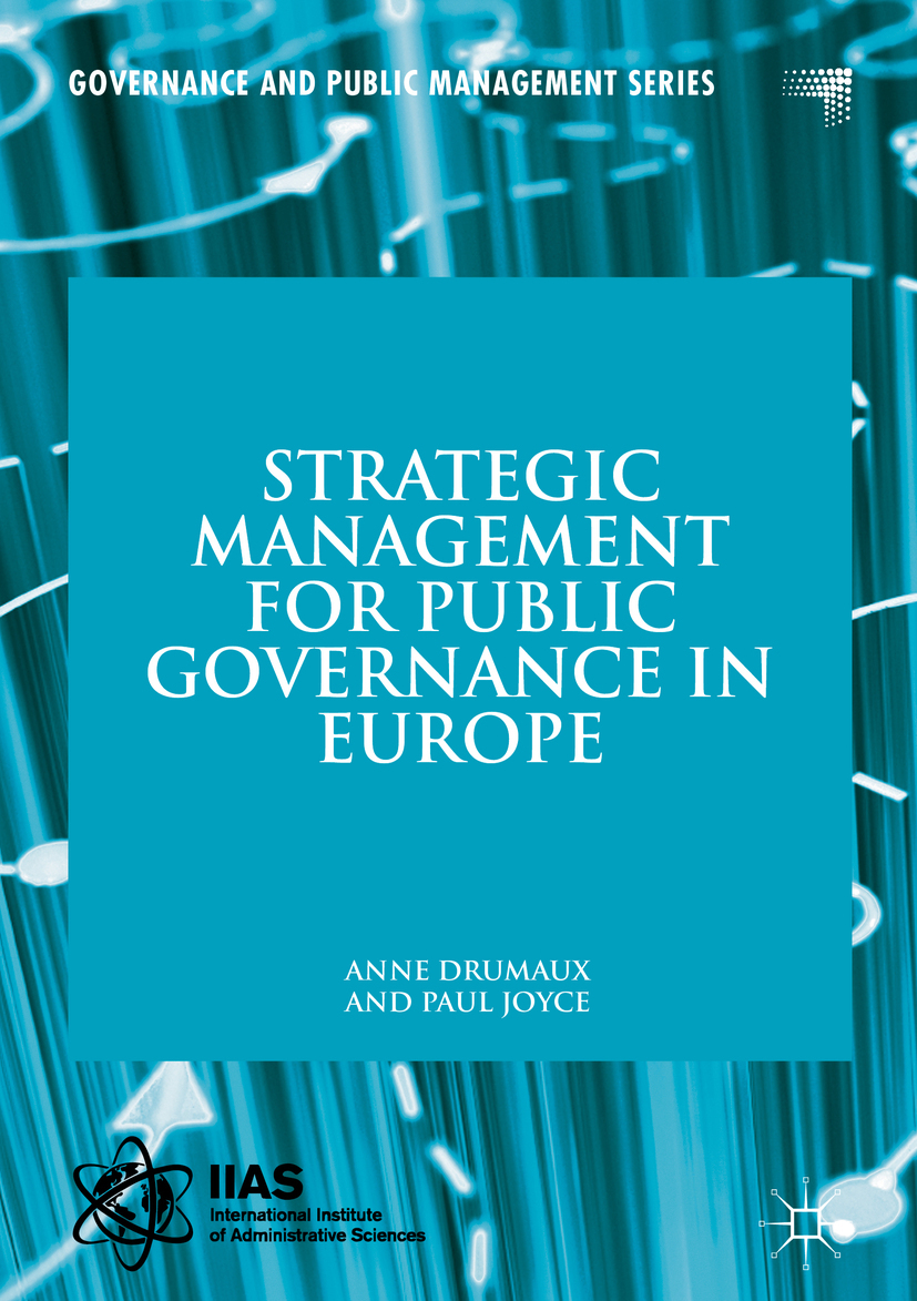 Drumaux, Anne - Strategic Management for Public Governance in Europe, ebook