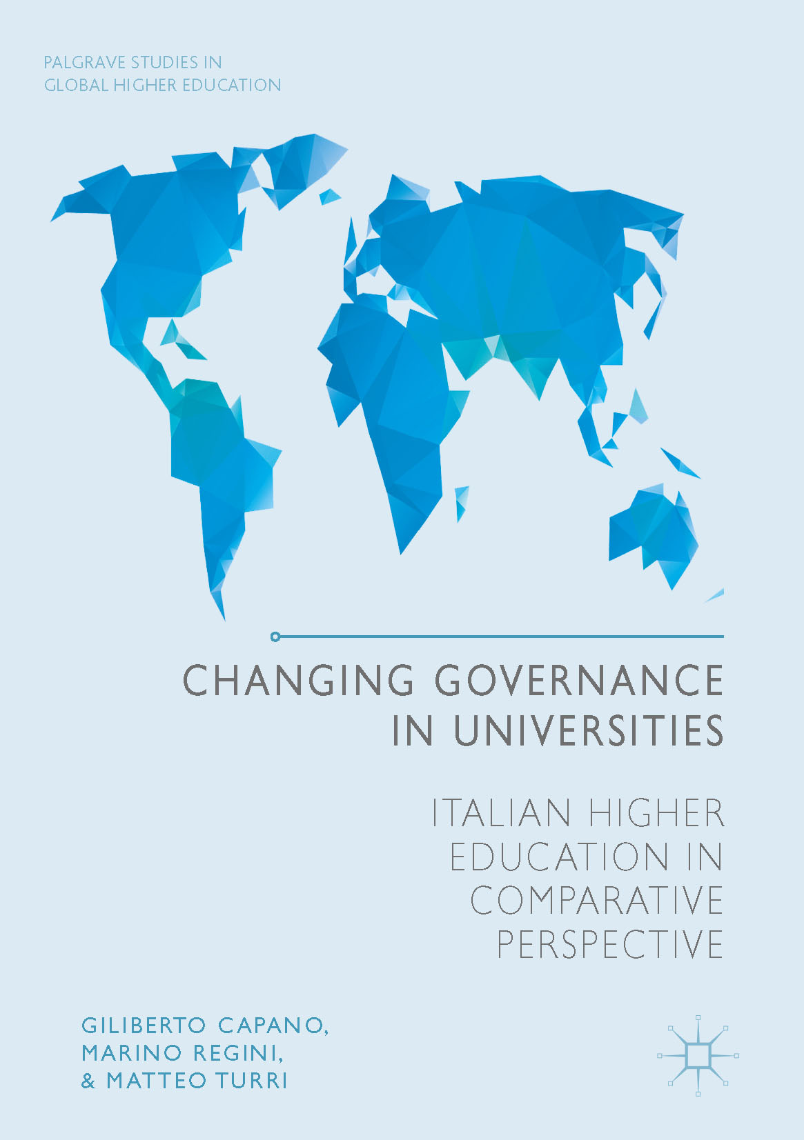 Capano, Giliberto - Changing Governance in Universities, ebook