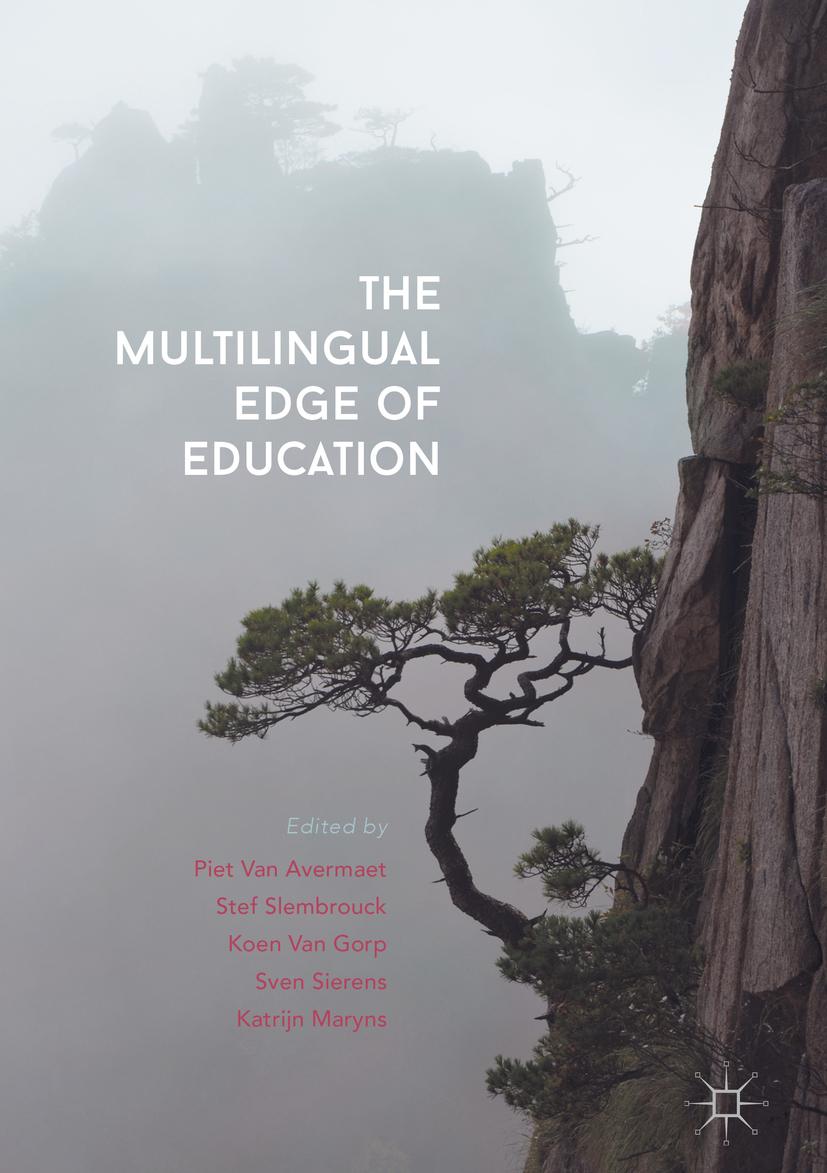 Avermaet, Piet Van - The Multilingual Edge of Education, ebook