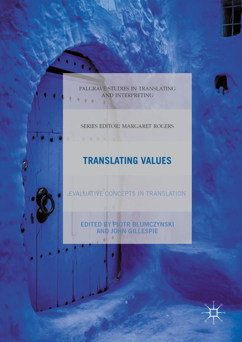 Blumczynski, Piotr - Translating Values, ebook
