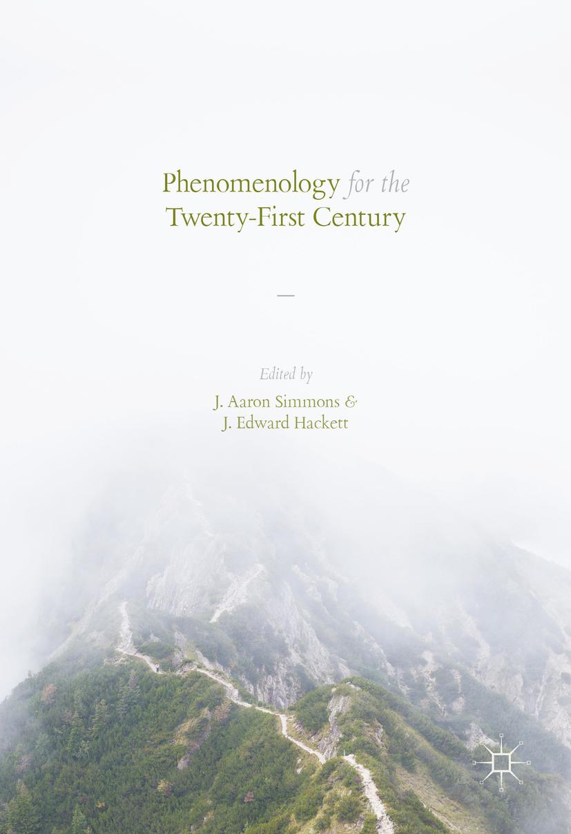 Hackett, J. Edward - Phenomenology for the Twenty-First Century, e-bok