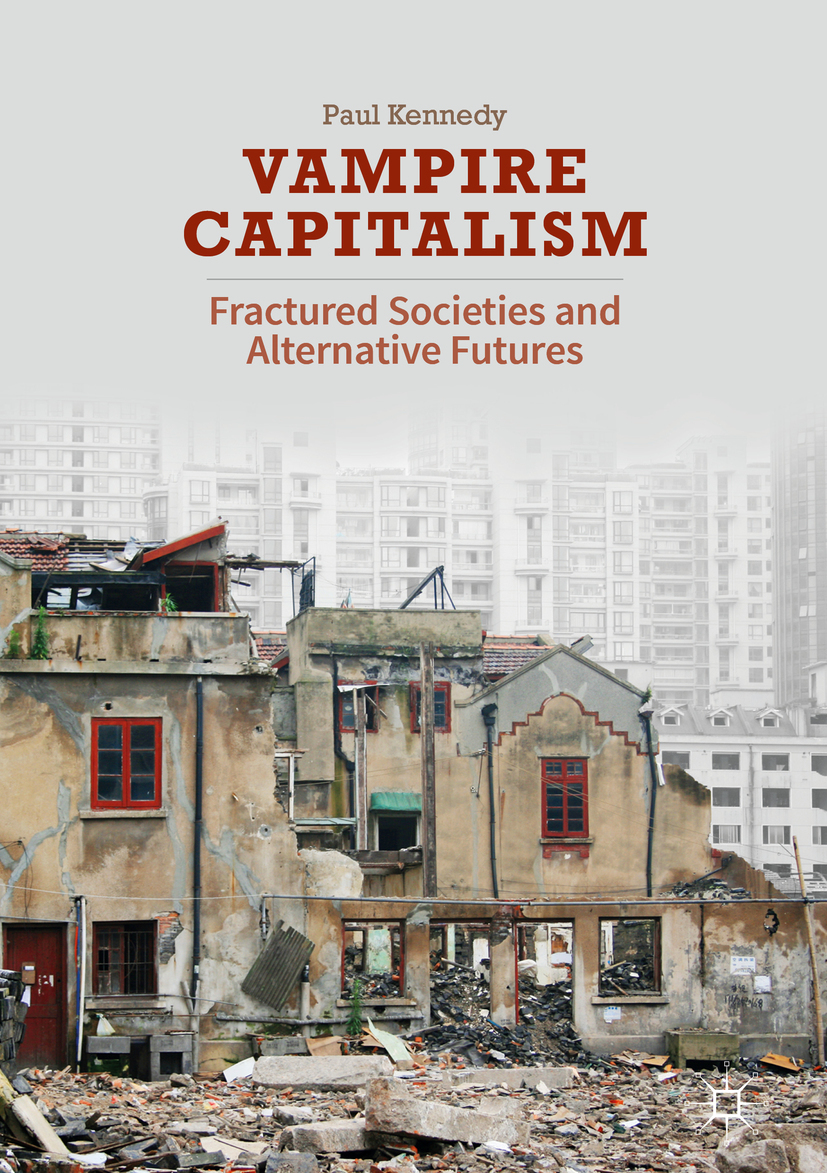 Kennedy, Paul - Vampire Capitalism, ebook