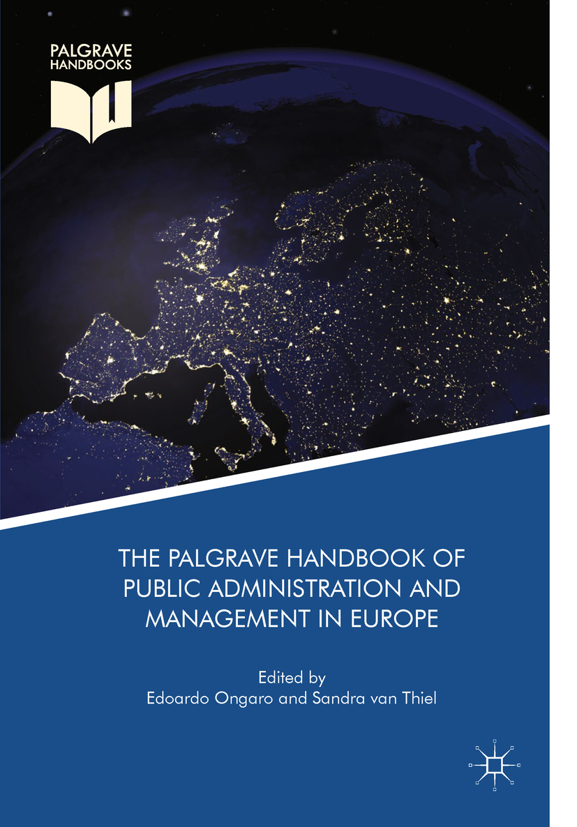 Ongaro, Edoardo - The Palgrave Handbook of Public Administration and Management in Europe, e-bok