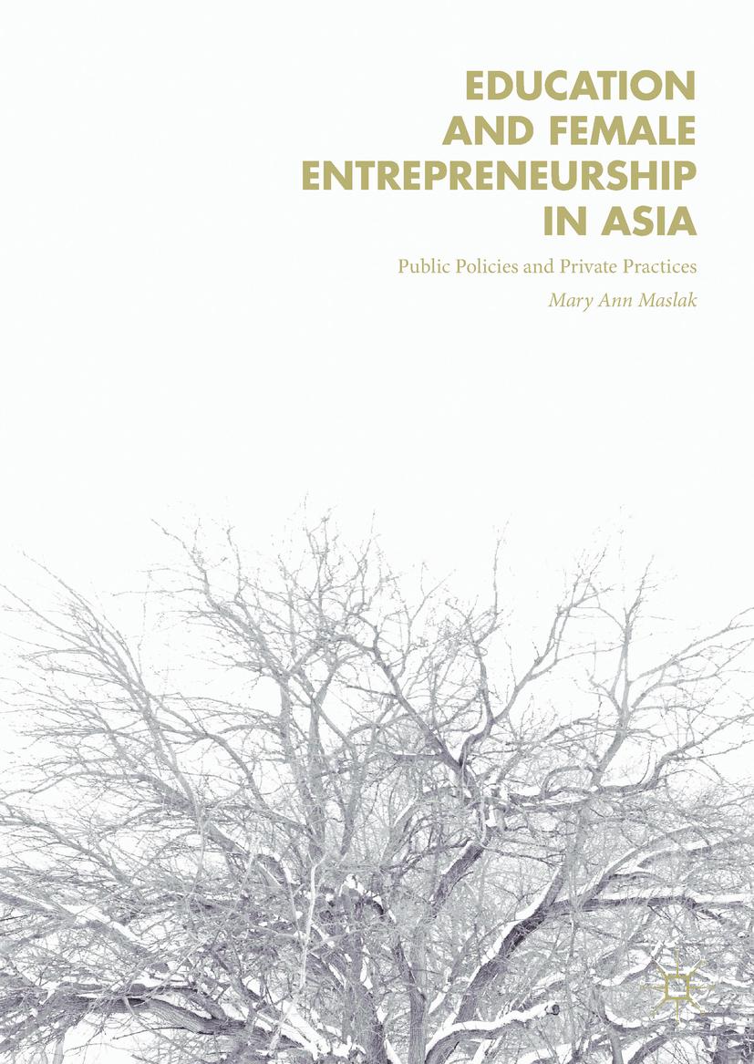 Maslak, Mary Ann - Education and Female Entrepreneurship in Asia, ebook