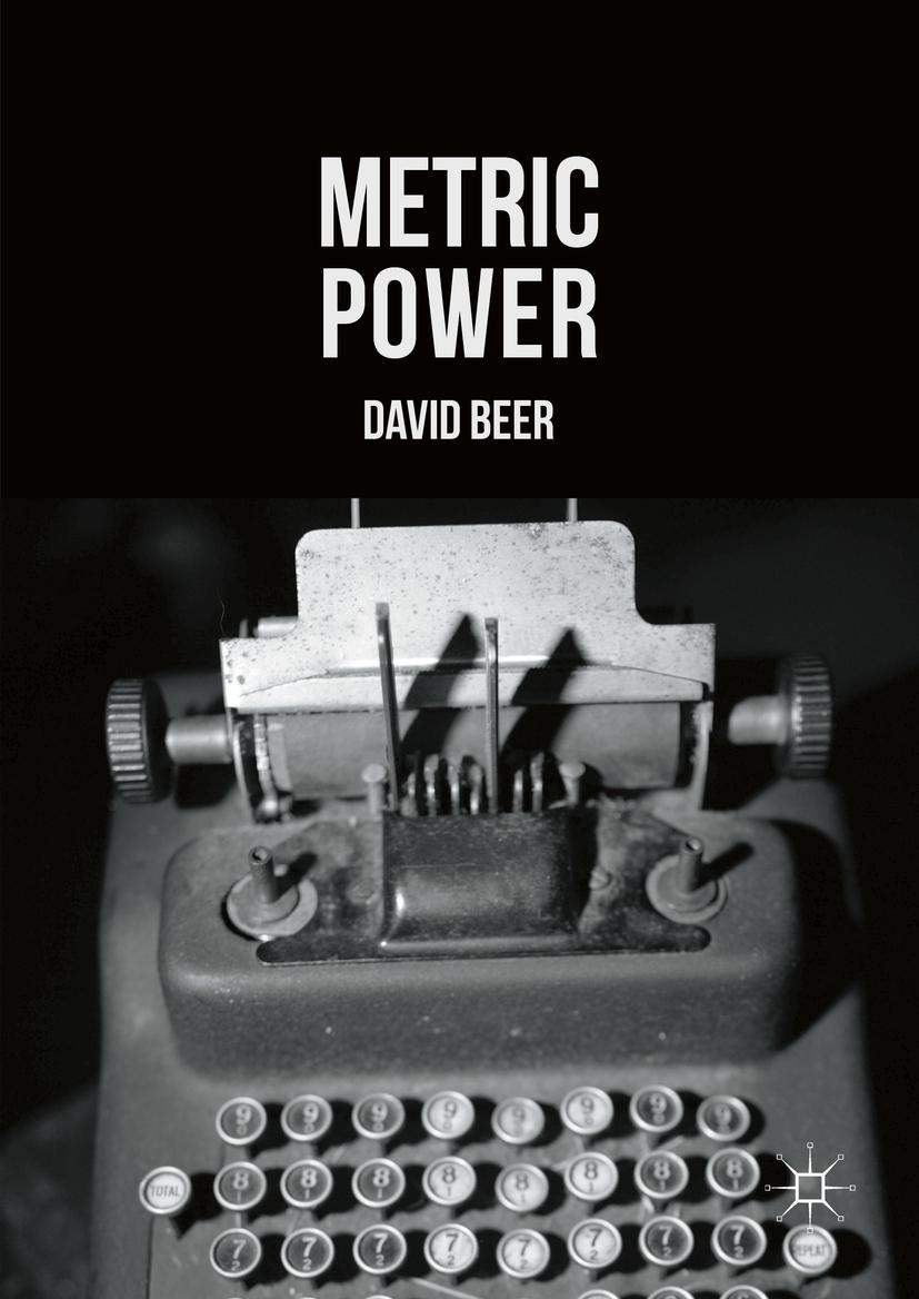 Beer, David - Metric Power, ebook
