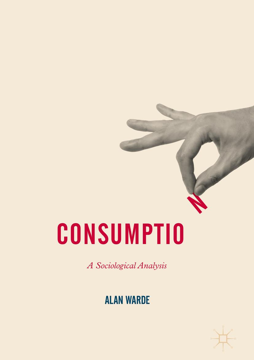 Warde, Alan - Consumption, ebook
