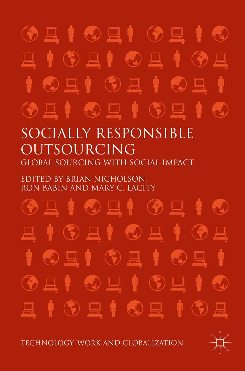 Babin, Ron - Socially Responsible Outsourcing, ebook