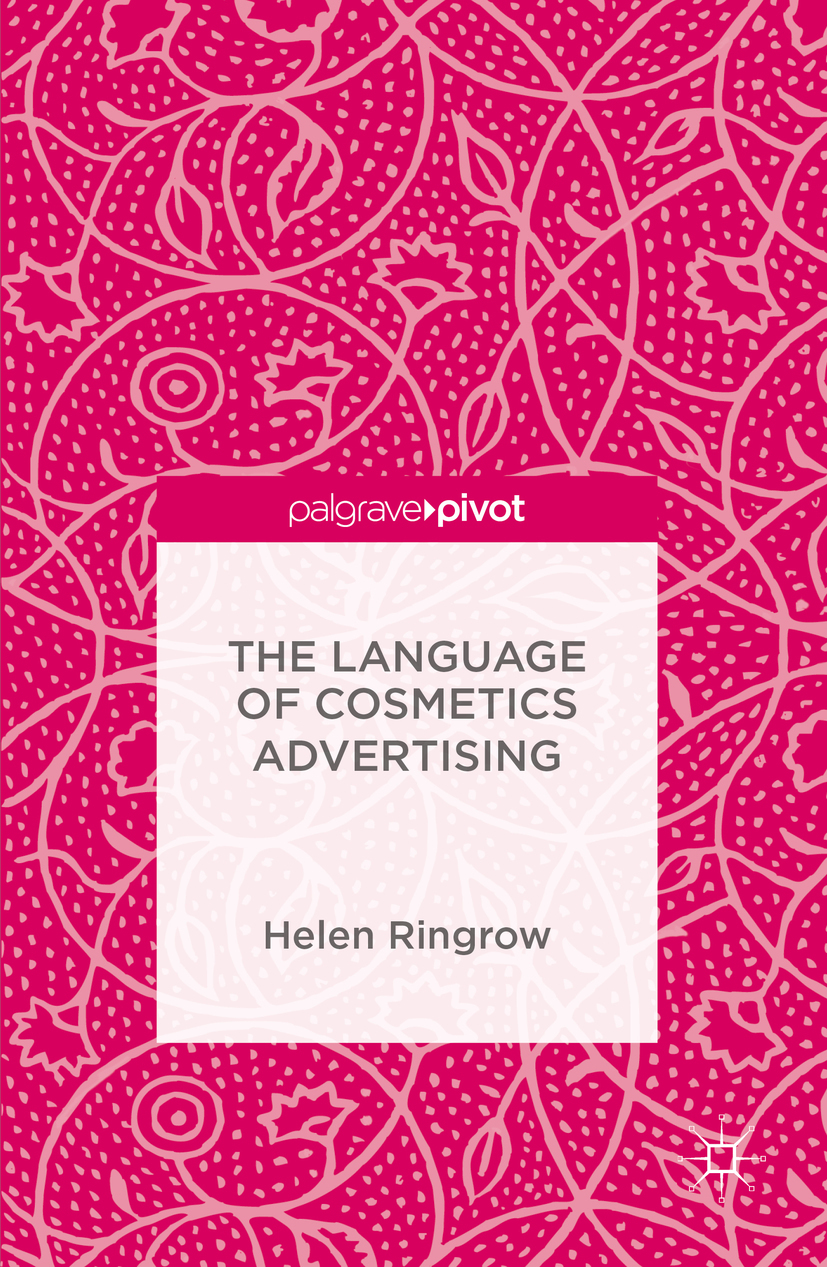 Ringrow, Helen - The Language of Cosmetics Advertising, ebook