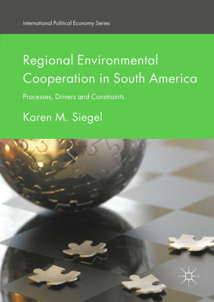 Siegel, Karen M. - Regional Environmental Cooperation in South America, ebook