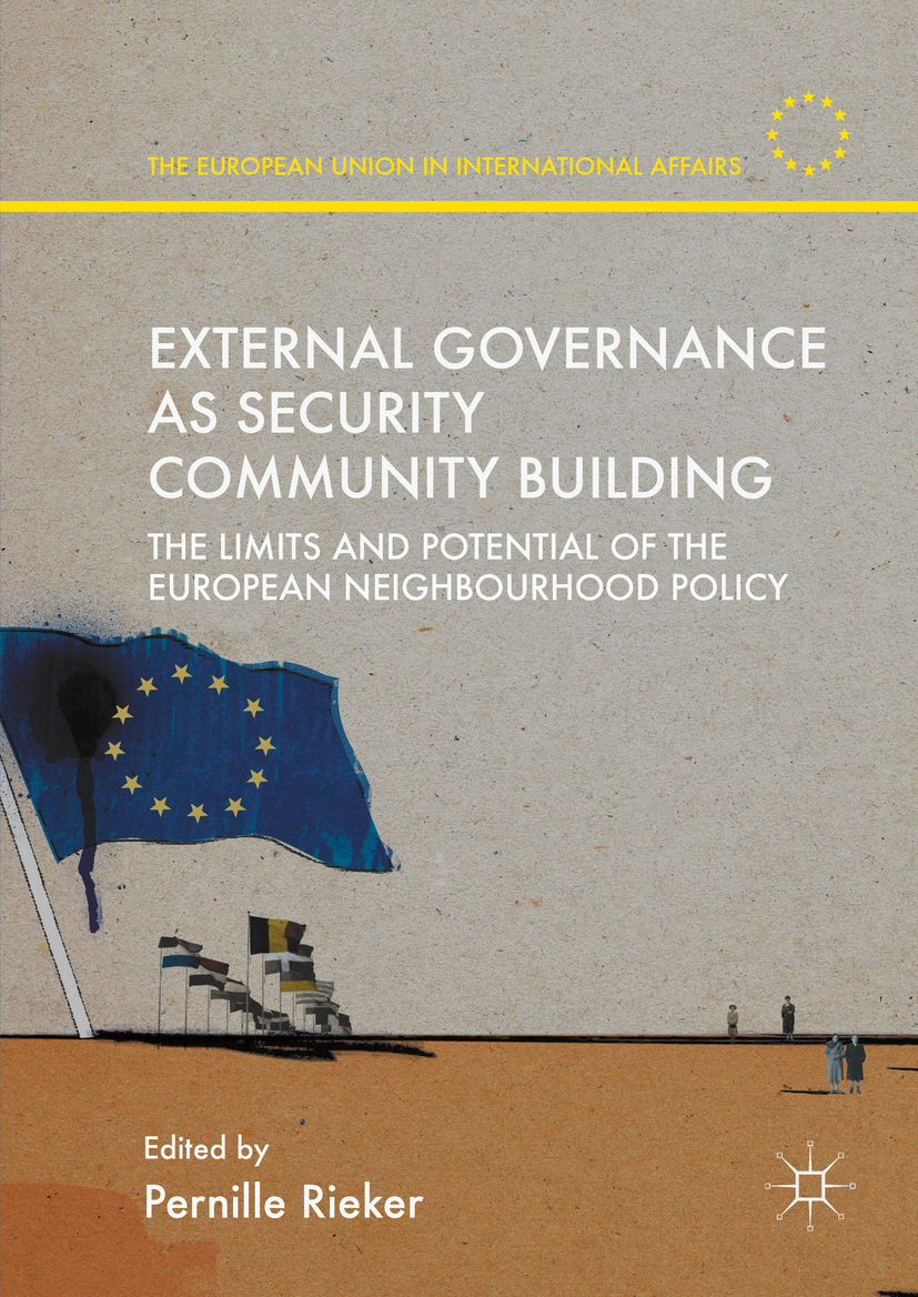 Rieker, Pernille - External Governance as Security Community Building, ebook