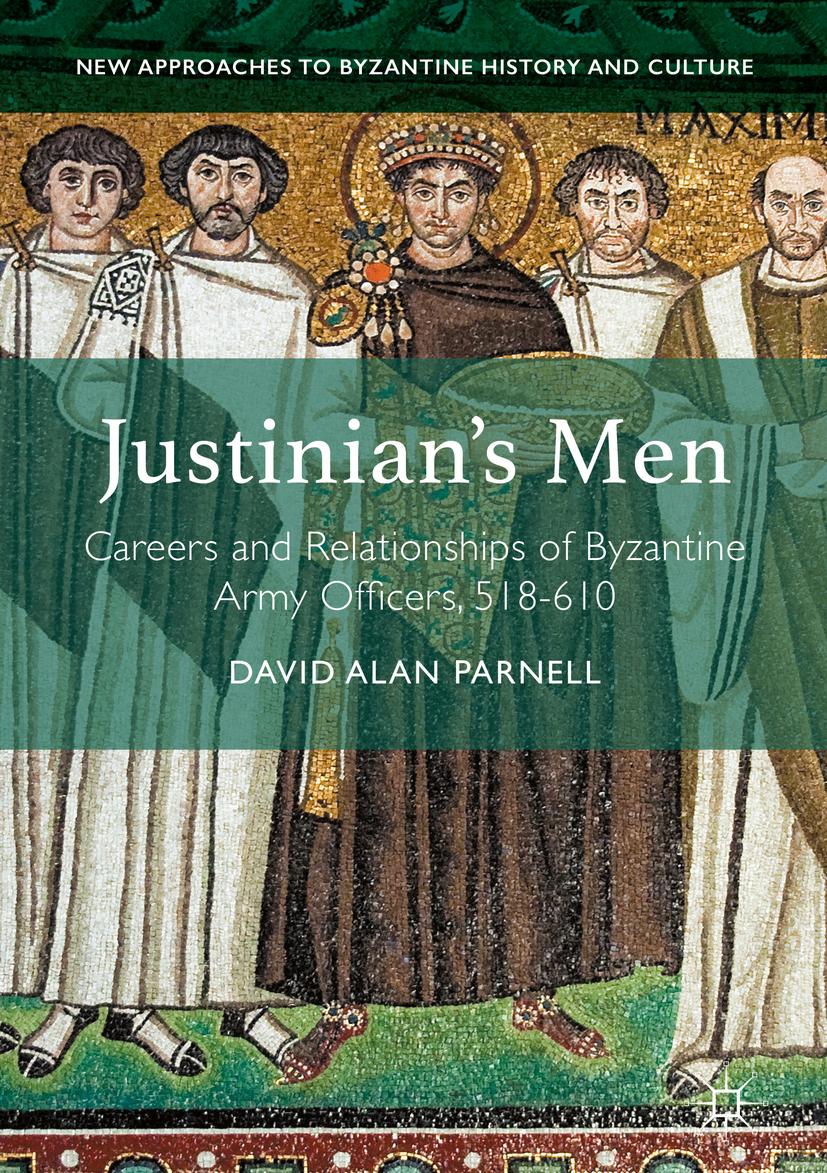Parnell, David Alan - Justinian's Men, ebook