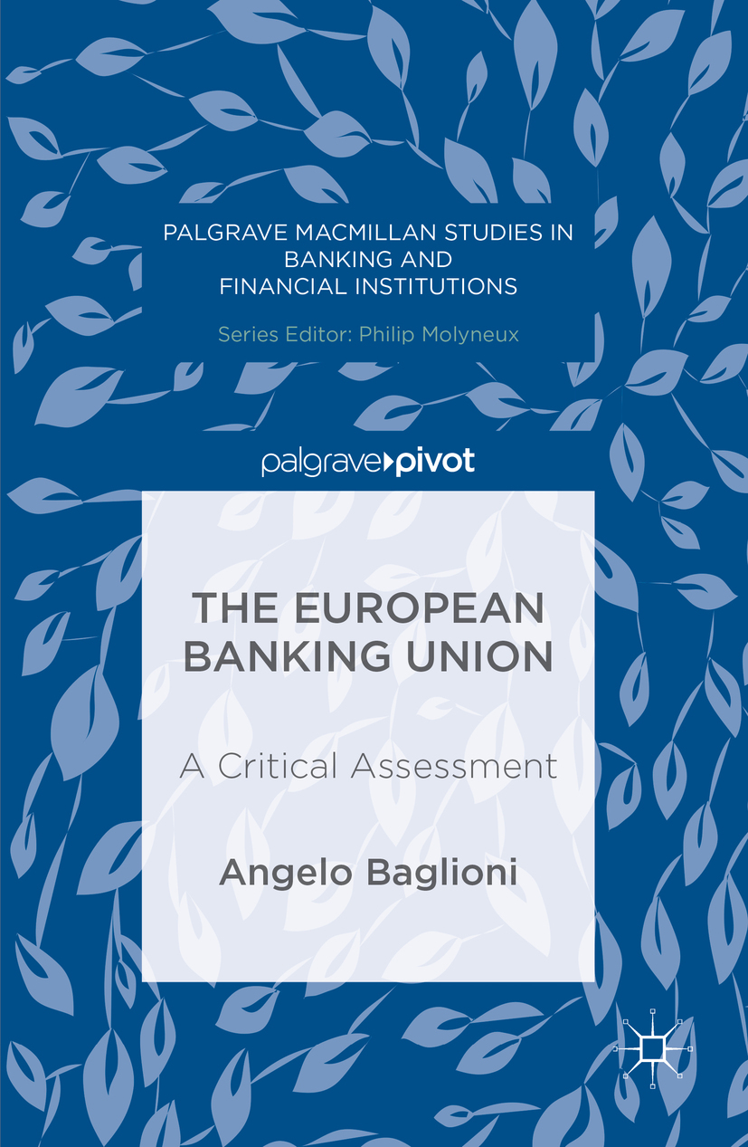 Baglioni, Angelo - The European Banking Union, ebook
