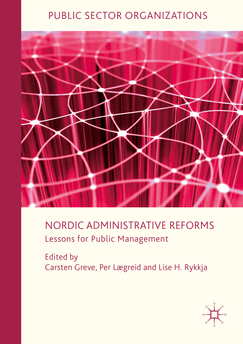 Greve, Carsten - Nordic Administrative Reforms, ebook