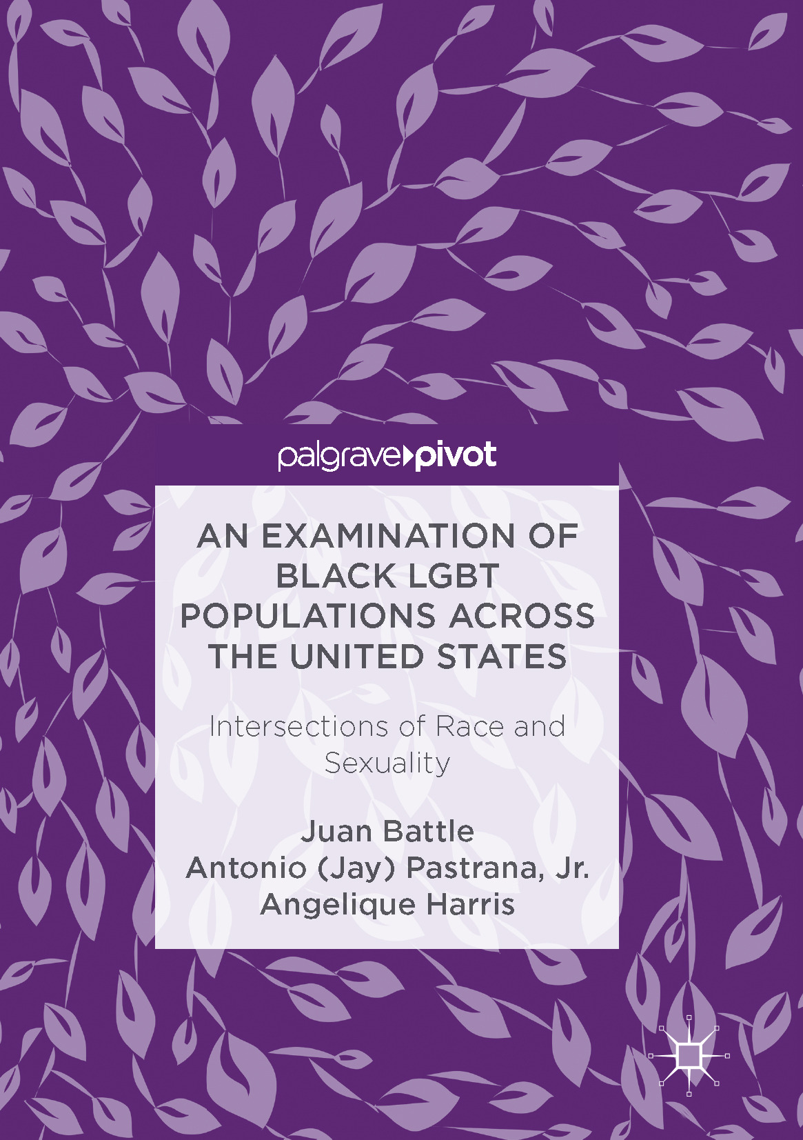 Battle, Juan - An Examination of Black LGBT Populations Across the United States, ebook