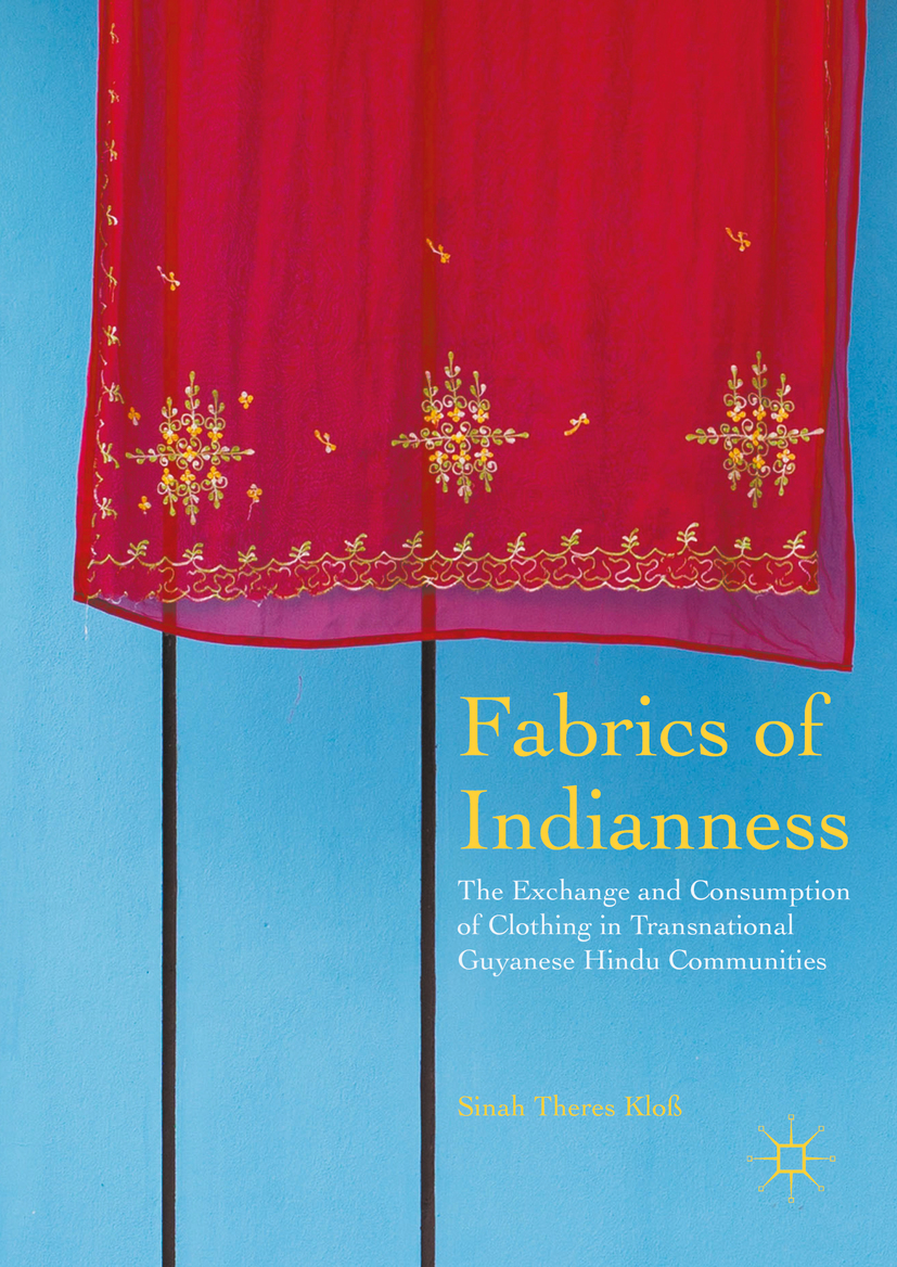 Kloß, Sinah Theres - Fabrics of Indianness, ebook