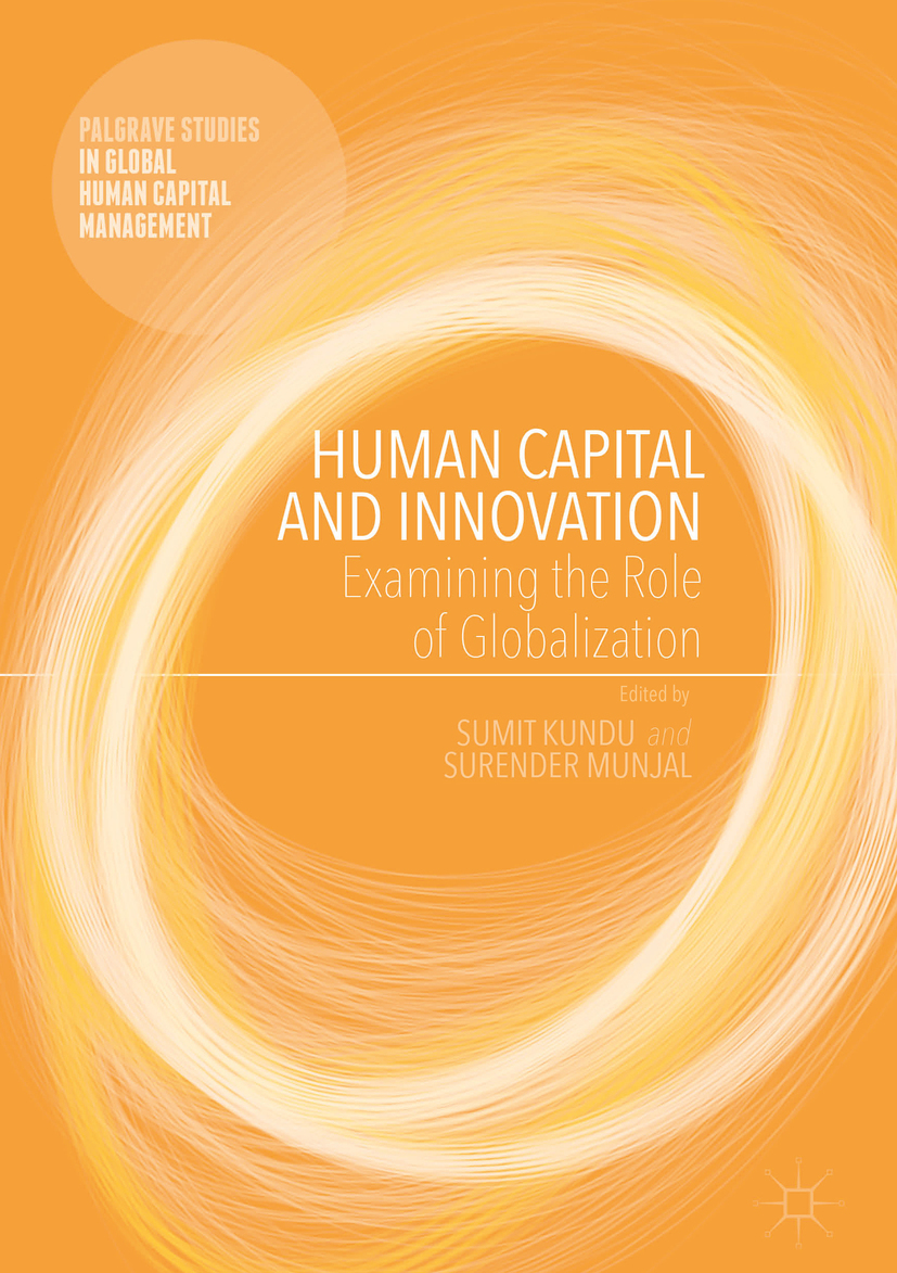 Kundu, Sumit - Human Capital and Innovation, ebook