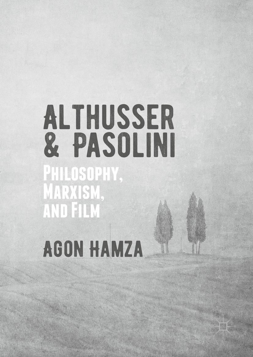 Hamza, Agon - Althusser and Pasolini, ebook